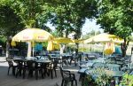 Terrasse Agreable Et Ombragee