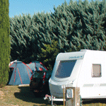 Holiday reviews of guests concerning pitches on the campsite >>